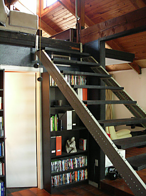 Open Stairs 1