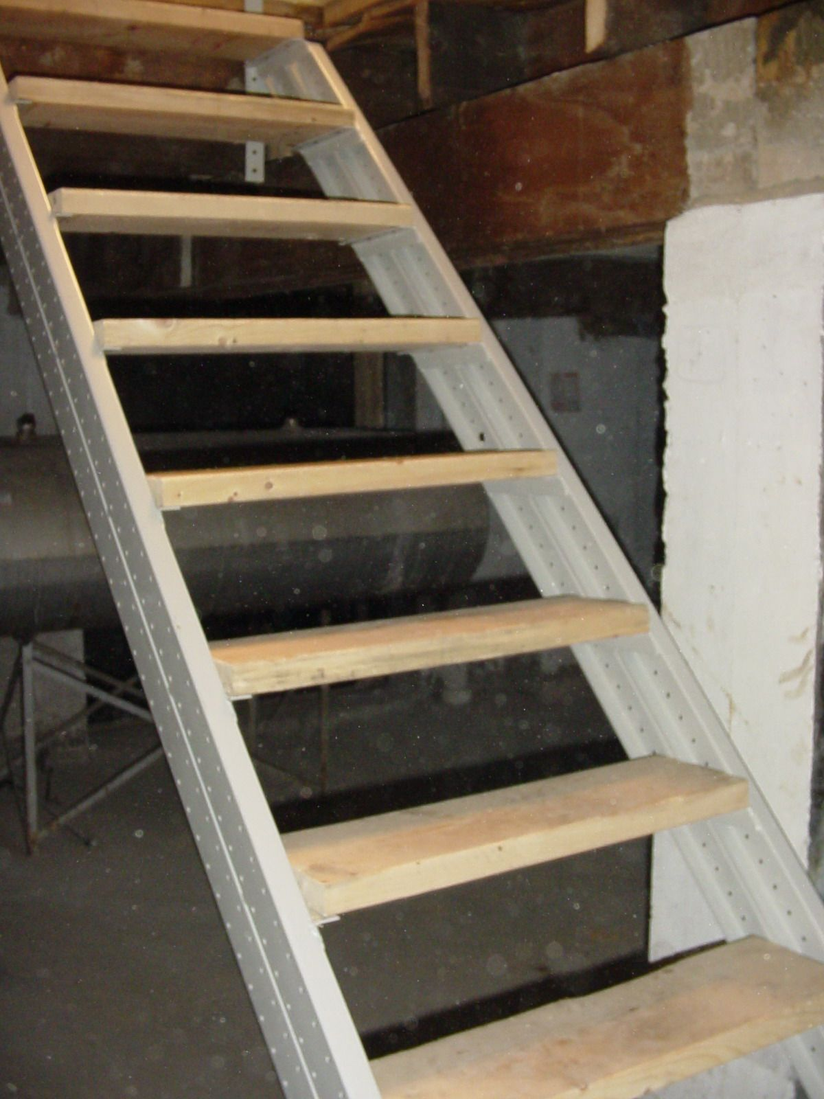 Photo Gallery Of Fast Stairs Com Stair Stringers