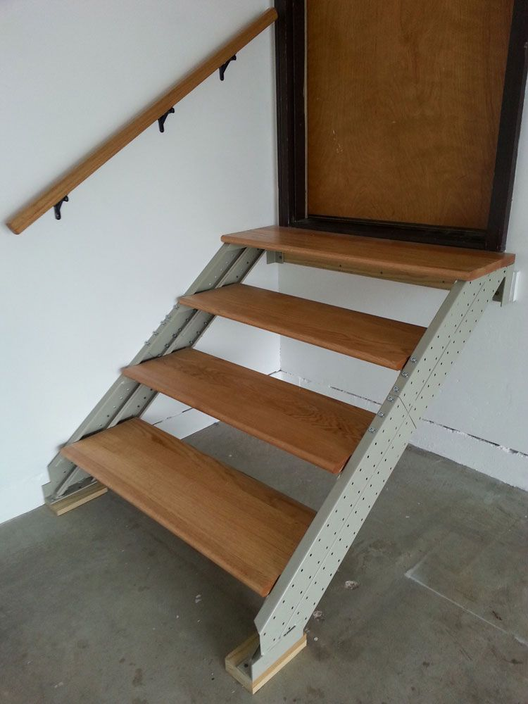 Stair Kits For Bat Attic Deck Loft Storage And More