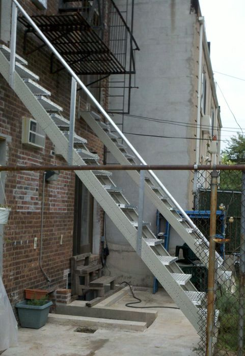 Space Saving Stair Stringers By Fast Stairs Com